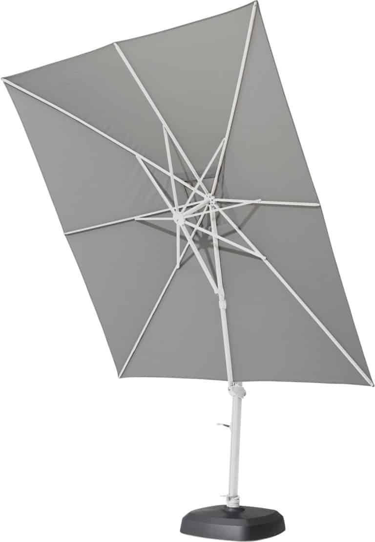 Siesta Charcoal wit Frame 300x300cm