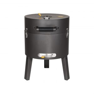 Houtskool barbecue Tonello Vooraanzicht