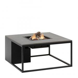 5957850 - Cosiloft 100 lounge table black-grey - side