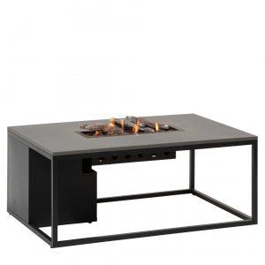 5958770 Cosiloft 120 Lounge Table Black Grey Side