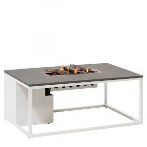 5958780 Cosiloft 120 Lounge Table White Grey Side