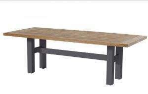 Sophie yasmani teak tafel 240 x 100 cm xerix