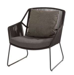 213521 Accor Living Chair Anthracite With 2 Cushions 01