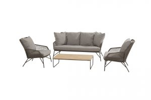213538 213539 213550 Babylon Lounge Set With Axel Table