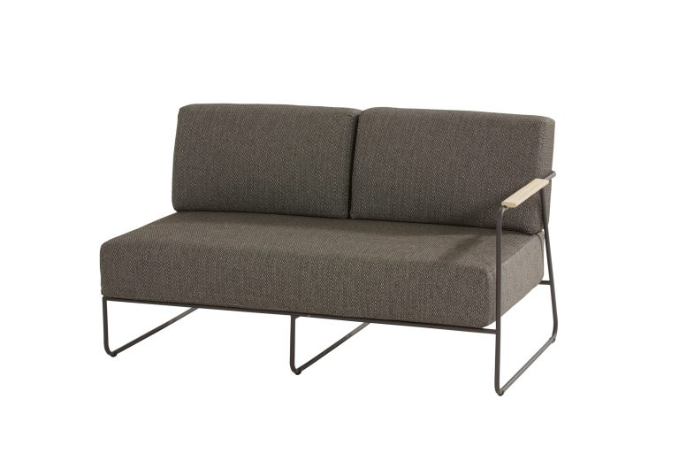 213541 Coast Modular 2 Seater Left Arm With 3 Cushions
