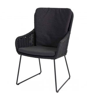 213511 Wing Dining Chair With 2 Cushions 01