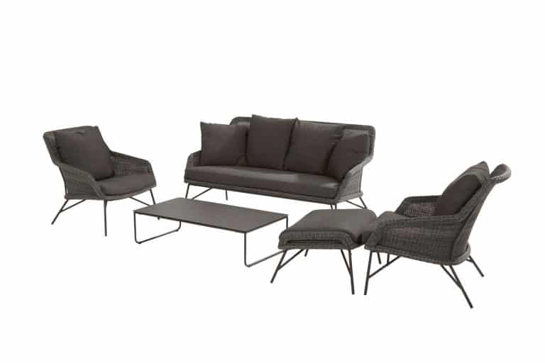 213527 213528 213529 213548 Samoa Lounge Set With Footstool And Dali Table