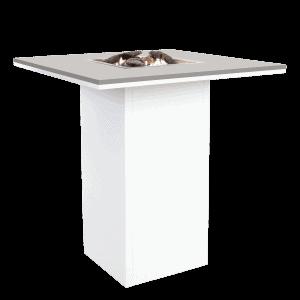 5980130 Cosiloft 100 Bar Table White Grey