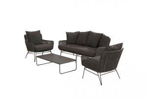 91074 91075 213548 Opera Lounge Set With Dali Table