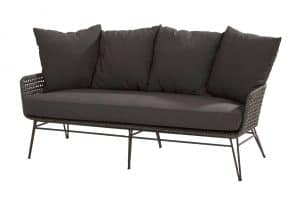 91075 Opera Living Bench 2.5 Seaters With 5 Cushions