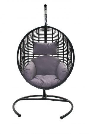 Dusty Relaxchair Black Art.nr. 15003 B