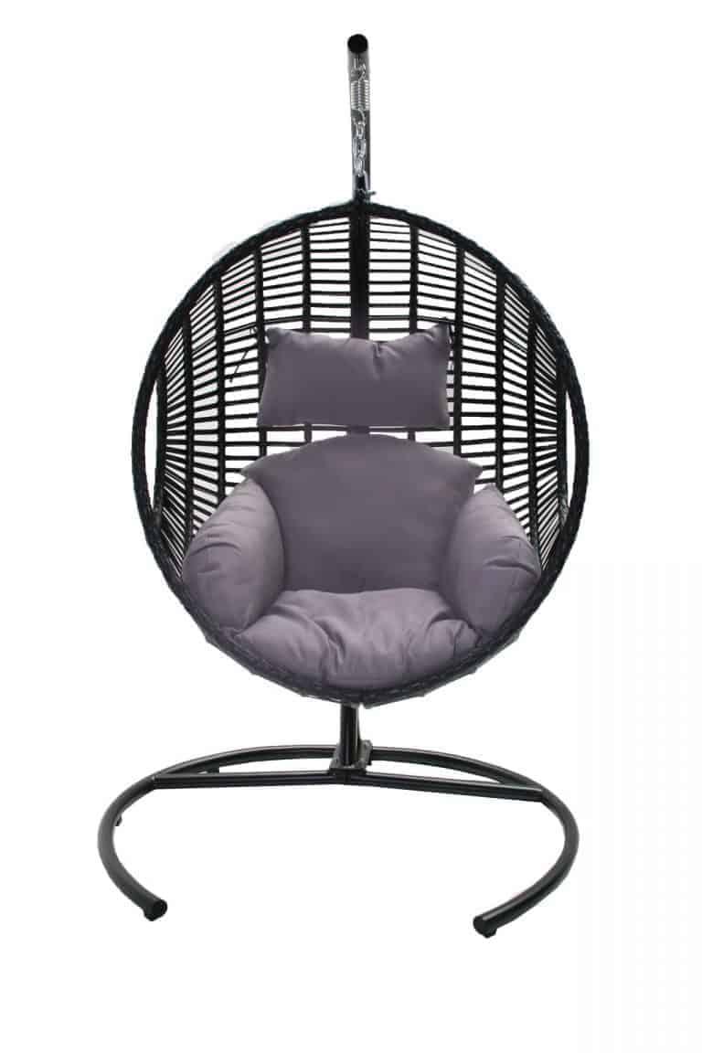 Dusty Relaxchair Black Art.nr. 15003 B