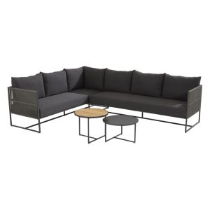 91129 91130 213739 213740 Chill Modular Corner Set With Strada And Valetta Table