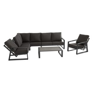 91170 91172 90783 Dazzling Small Reclining Corner Set With Montigo Table 02