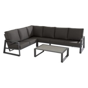 91170 91172 91173 91199 Dazzling Big Reclining Corner Set With Table 01
