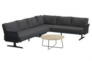 Kaya Modular Corner With Big Axel Table