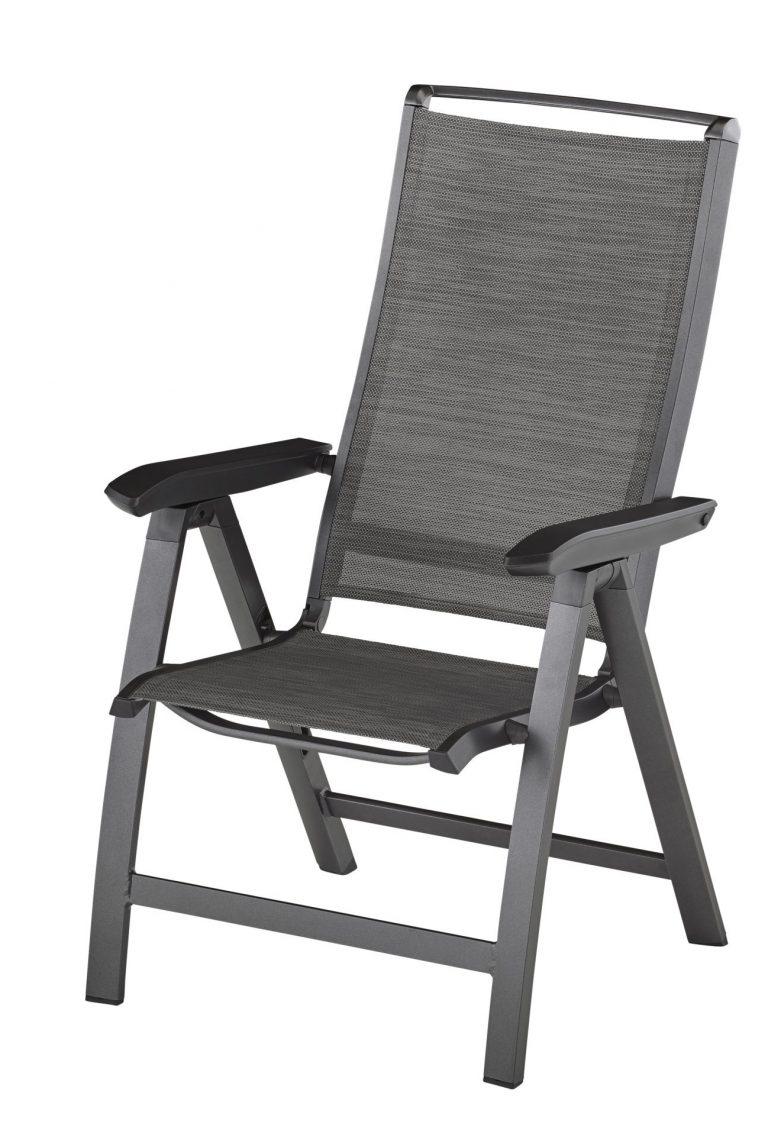 0104701-7600 - FORMA II - fauteuil verstelbaar - antraciet-grafiet